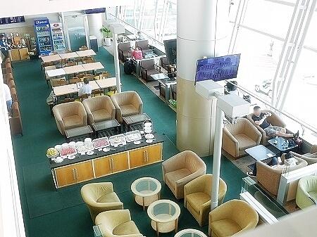 プライオリティパス ホーチミン空港 オーキッドラウンジ タンソンニャット国際空港