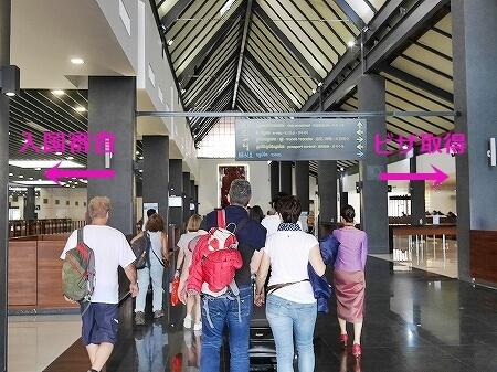 カンボジア シェムリアップ空港 アライバルビザ ビザ 現地取得 方法