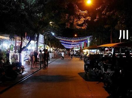 カンボジア シェムリアップ・アートセンター・ナイトマーケット 買い物 ショッピング お土産