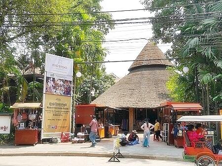 カンボジア シェムリアップ メイド・イン・カンボジア・マーケット Made in Cambodia Market お土産屋さん