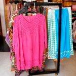 シェムリアップ お土産屋さん メイド・イン・カンボジア・マーケット Made in Cambodia Market カンボジア 洋服