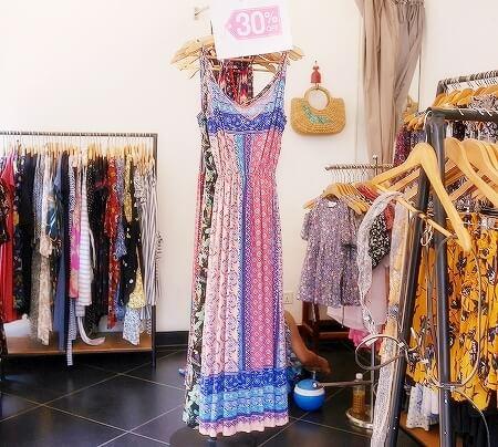 シェムリアップ Blush Boutique カンボジア メイド・イン・カンボジア・マーケット お土産 洋服 ブティック