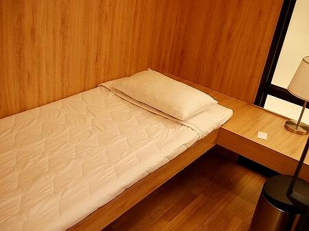ベトナム ホーチミン空港 有料仮眠室 Sleep Zone スリープゾーン タンソンニャット国際空港 室内