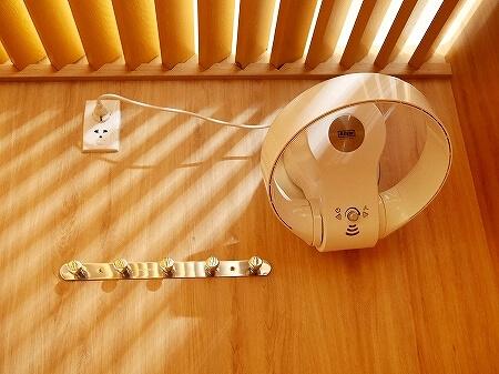 ベトナム ホーチミン空港 有料仮眠室 Sleep Zone スリープゾーン タンソンニャット国際空港 室内 扇風機