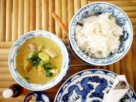 Forest Restaurant  シェムリアップ カンダールヴィレッジ カンボジア フォレストレストラン Siem Reap korko soup コルコスープ