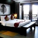 シェムリアップ クメール マンション ブティック ホテル Khmer Mansion Boutique Hotel カンボジア 部屋