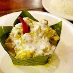 シェムリアップ クメールテイストレストラン Khmer Taste Restaurant カンボジア アモック Amok