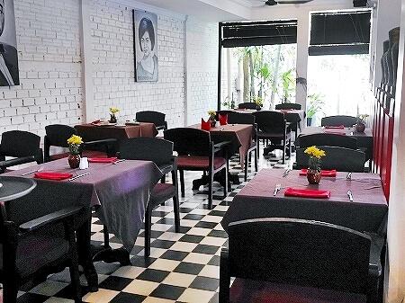 シェムリアップ クメール マンション ブティック ホテル Khmer Mansion Boutique Hotel カンボジア レストラン