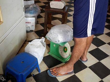 シェムリアップ 洗濯屋 ランドリー ソクサン通り カンボジア Sok Khoung Laundry