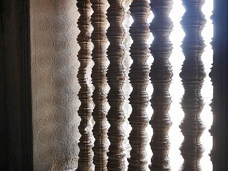 カンボジア アンコールワット 遺跡 レリーフ