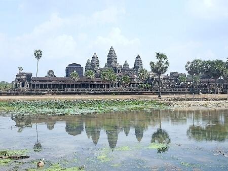 アンコールワット 遺跡 カンボジア
