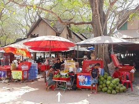 アンコールワット シェイク屋さん カンボジア ジュース屋