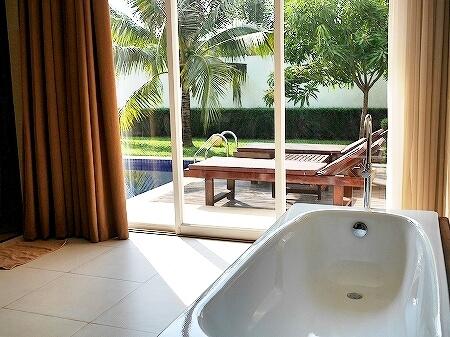 シェムリアップ アンコールランデブーヴィラ プライベートプール付き おすすめホテル Angkor Rendezvous Villa Private Pool Villa 部屋