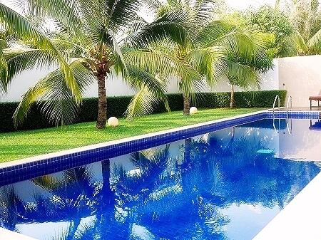 シェムリアップ アンコールランデブーヴィラ プライベートプール おすすめホテル Angkor Rendezvous Villa