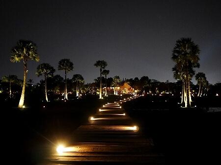 シェムリアップ プーム バイタン リゾート Phum Baitang Resort ホテル 田園 宿泊記