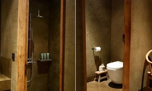シェムリアップ プーム バイタン リゾート Phum Baitang Resort ホテル 田園 宿泊記 スパ spa マッサージ シャワー