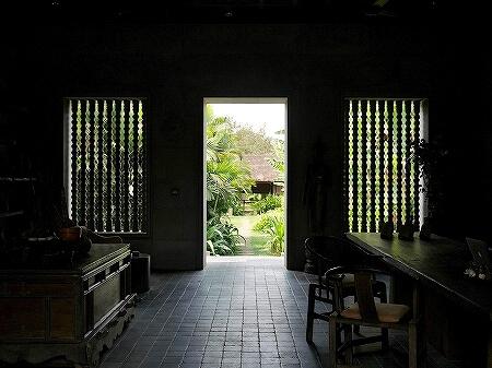 シェムリアップ プーム バイタン リゾート Phum Baitang Resort ホテル 田園 宿泊記 スパ spa マッサージ
