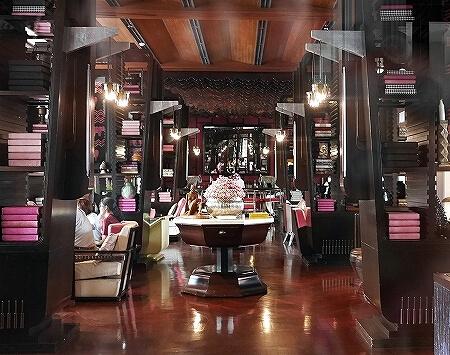 シェムリアップ パークハイアットホテル カンボジア ザ・リビングルーム The Living Room