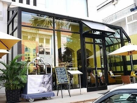 シェムリアップ パークハイアットホテル カンボジア The Glasshouse グラスハウス カフェ デリ ケーキ屋
