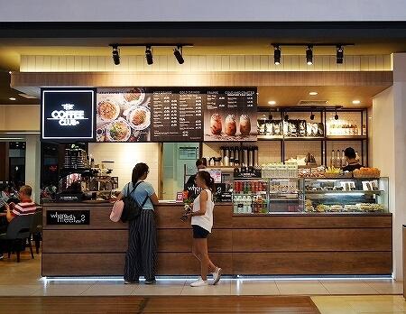 カンボジア シェムリアップ空港 カフェ