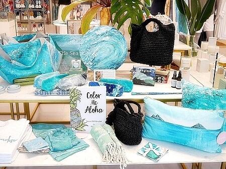 ハワイ lei palm レイパーム アラモアナセンター おすすめ お土産 かわいいお店 リアナ・ウォルフ Leanna Wolff