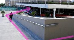 ハワイ一人旅♡「アラモアナホテル」から「アラモアナセンター」への行き方(Ala Moana Hotel)
