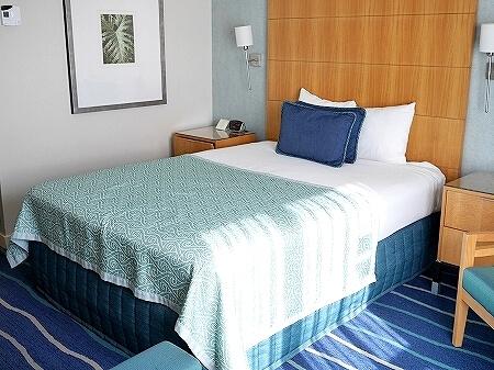 ハワイ ホノルル ワイキキ おすすめホテル アラモアナホテル Ala Moana Hotel 部屋 室内 コナタワー