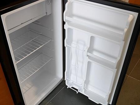 ハワイ ホノルル ワイキキ おすすめホテル アラモアナホテル Ala Moana Hotel 部屋 室内 コナタワー 冷蔵庫