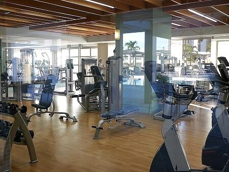 ハワイ ワイキキ アラモアナホテル おすすめ 施設 Ala Moana Hotel ジム サウナ