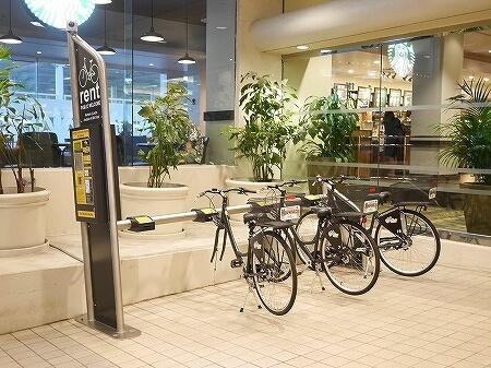 ハワイ ワイキキ アラモアナホテル おすすめ 施設 Ala Moana Hotel レンタサイクル レンタバイク レンタル自転車