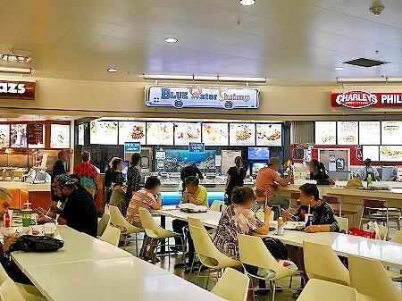 ハワイ ガーリックシュリンプ ブルーウォーターシュリンプ&シーフード アラモアナセンター