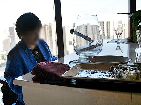 シグネチャープライムステーキ&シーフード The Signature Prime Steak & Seafood ハワイ アラモアナホテル ハッピーアワー ピアノ生演奏