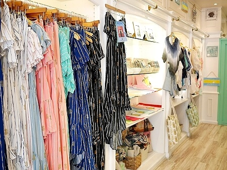 エンジェルズ・バイ・ザ・シー・ハワイ Angels by the Sea Hawaii ワンピース おすすめ かわいい ショッピング お土産