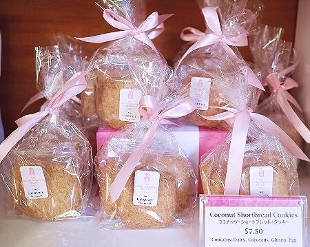 ロイヤルハワイアンベーカリー Royal Hawaiian Bakery ロイヤルハワイアンホテル ピンクパレス ハワイ お土産 ココナッツショートブレッドクッキー