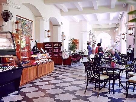 ロイヤルハワイアンベーカリー Royal Hawaiian Bakery ロイヤルハワイアンホテル ピンクパレス ハワイ