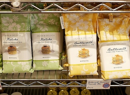 ハワイ限定 DEAN & DELUCA ディーンアンドデルーカ ディーン&デルーカ ロイヤルハワイアンセンター お土産 おすすめ パンケーキミックス バターミルク