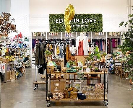 ハワイ Eden in Love エデン・イン・ラブ ワードビレッジ お土産 洋服 雑貨 セレクトショップ