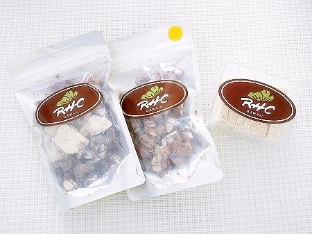 ハワイ ロイヤルハワイアンクッキー マカダミアナッツチョコレート おすすめ おいしい お土産 試食