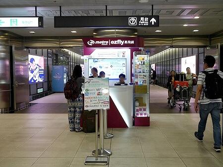 台湾 台北 kkday メトロ MRT 割引チケット 地下鉄 電車 引き換えカウンター