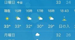 6月中旬の台湾、台北の気候・服装に関するアドバイス♡