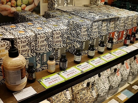 台湾 茶籽堂 シャンプー お茶の実 オーガニックブランド お土産 chatzutang 商品