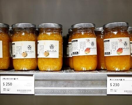 台湾 台北 神農生活 おしゃれスーパー 中山 誠品生活南西店 MAJI TREATS 店内 ジャム 格外農品