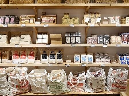 台湾 台北 神農生活 おしゃれスーパー 中山 誠品生活南西店 馬告 MAJI TREATS 店内 米 穀物