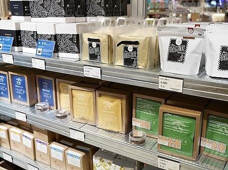 台湾 台北 神農生活 おしゃれスーパー 中山 誠品生活南西店 MAJI TREATS 店内 コーヒー