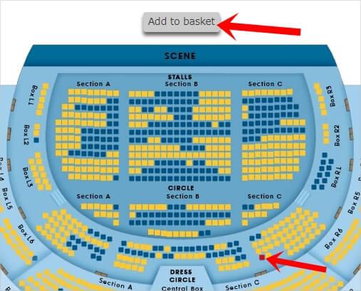 ウラジオストク マリインスキー劇場 オンライン予約方法 チケットの購入方法 マリインスキー沿海州劇場 ネット予約 料金 値段 座席表