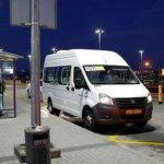 ウラジオストク空港 移動方法 107番バス 乗り場 時間 料金 ロシア