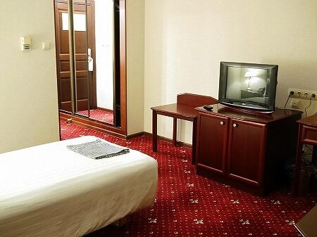 ウラジオストク ベルサイユホテル ヴェルサイユホテル 宿泊記 レビュー 口コミ 部屋 シングルルーム ロシア