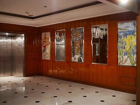 ウラジオストク ベルサイユホテル ヴェルサイユホテル 宿泊記 レビュー 口コミ エレベーターホール ロシア