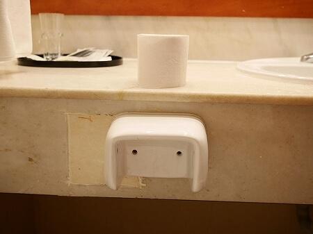 ウラジオストク ベルサイユホテル ヴェルサイユホテル 宿泊記 レビュー 口コミ 部屋 シングルルーム ロシア トイレ