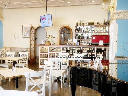 ウラジオストク ベルサイユホテル ヴェルサイユホテル 朝食 レストラン 場所 行き方 ロシア 二ルィダイ スタローバヤ コーヒー バー